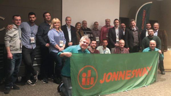 Encontro-Jonnesway-Espanha